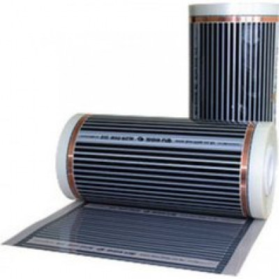 Пленочный теплый пол -12,0м2 любого производителя