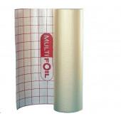 Теплоизоляция MULTIFOIL 3мм, с защитой, м2