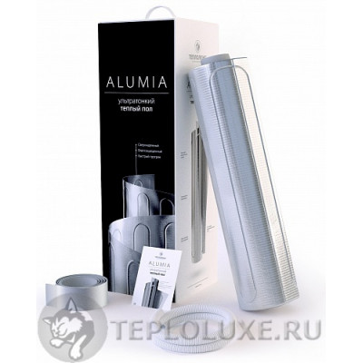 «Теплолюкс» Alumia -1500-10.0 м2 ТЕРМОРЕГУЛЯТОР В КОМПЛЕКТЕ!