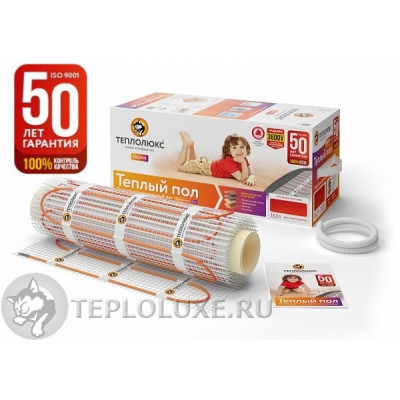 «Теплолюкс» TROPIX -160-5,0м2 ТЕРМОРЕГУЛЯТОР В ПОДАРОК!
