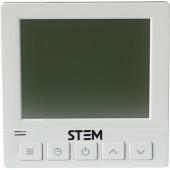 Терморегулятор STEM SET 04 программируемый  белый