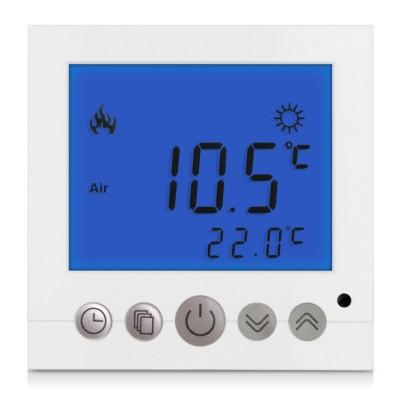 Терморегулятор STEM SET 16 программируемый белый