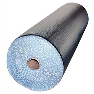 Теплоизоляция АЛЮБАБЛ  4мм, с защитой от агрессивных сред, м2