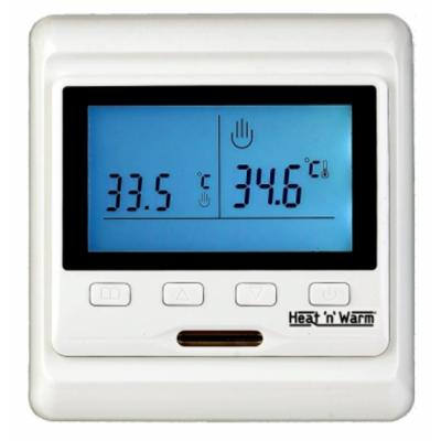 Терморегулятор Grand Meyer HW-500  программируемый белый/крем