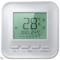 Терморегулятор электронный ТР515 белый