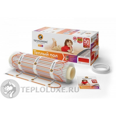 «Теплолюкс» TROPIX -160-7,0м2  ТЕРМОРЕГУЛЯТОР В ПОДАРОК!