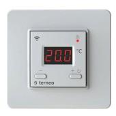 Терморегулятор Terneo ax программируемый\Wi-Fi в рамку Schneider
